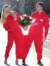 Wes and Rosanna have a joint onesie and your relationship is irrelevant