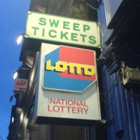 The Lotto draw finally went ahead... and there was a winning ticket