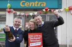 Kildare shop that sold winning €10 million Lotto ticket flat out checking tickets