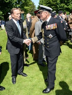 Australian prime minister could be ousted ... for giving knighthood to Prince Philip