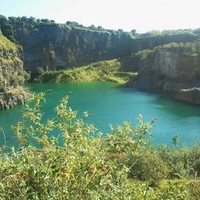 The disused quarry in Dublin might be turned into a waste storage facility