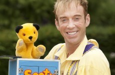 Paul Daniels hospitalised after bizarre Sooty pizza injury