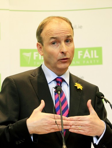Is it true that Fianna Fáil has no policies? Well, not really...