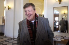 'I was angry at this supposed God': Stephen Fry on THAT Gay Byrne interview
