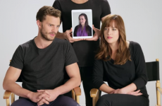 Everyone is talking about this horribly awkward Fifty Shades of Grey interview