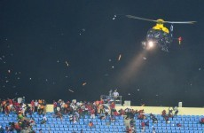 African Cup of Nations hosts fined $100,000 after 36 people injured in 'war zone'