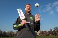 Renaissance man Mooney ready to write the next chapter in Ireland's cricketing history