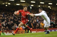 As it happened: Wales vs England, Six Nations
