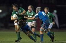 Briggs leads by example in Italy as five-try Ireland Women signal bright new dawn