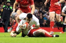 England give strong statement of intent after powerfully dispatching Wales in Cardiff