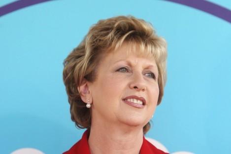 Former President Mary McAleese
