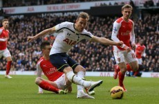 Goal machine Harry Kane struck twice to turn the North London Derby around for Spurs