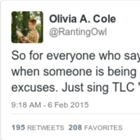 Morning commuters shut down guy asking for girl's number with mass TLC singalong