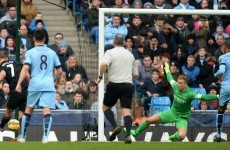 James Milner's superb free-kick grabbed Man City a last minute draw today