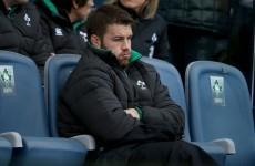 Schmidt hopeful that O'Brien will face France after hamstring 'twinge'