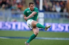 'I know Johnny's number one, but you can't just accept that' - Ian Keatley
