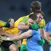 Jim Gavin wasn't surprised to see sparks fly between Dublin and Donegal