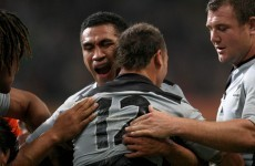 'I didn't want to return to New Zealand' - Mils Muliaina on losing THAT game to France in 2007
