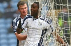 Burnley 2-2 West Brom: Baggies fight back to earn important point