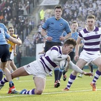 The Leinster Schools Senior Cup favourites were dumped out this afternoon