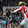 Stoke and their four Irishmen earn late point at Newcastle thanks to Crouch header