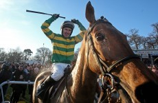 It was written in the stars: AP McCoy wins first Irish Gold Cup at Leopardstown
