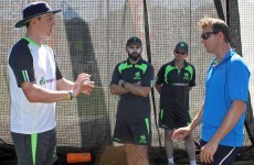 'I'm looking forward to working with a great team' - Aussie legend Brett Lee on Ireland coaching role