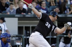 White Sox slugger on course for worst season of all-time