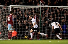 Daley Blind's injury-time strike bails dismal United out at West Ham