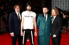 Here are the greatest unimpressed reactions to Kasabian at the BAFTAs