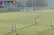 Cork 'keeper Ken O'Halloran showed Manuel Neuer how to play fly keeper with this 100-yard run yesterday