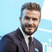 David Beckham has a new job...