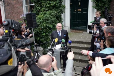 David v Goliath? Was the downfall of Norris really a result of trial-by-media?