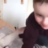 This Irish youngster falling off a bed is YouTube perfection