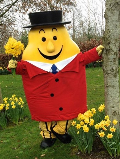 All hail Mr Tayto ... he's about to create 150 jobs