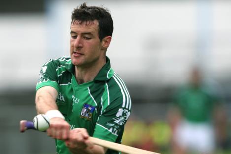 Ex-Limerick hurler Andrew O'Shaughnessy.