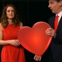 The Late Late Show are doing a singleton Valentine's edition this weekend