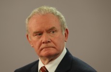 Dissidents planned to take me out with a rocket launcher --- McGuinness