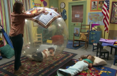 Here's the perfect creche for unvaccinated kids