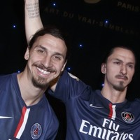 The only thing better than Zlatan is two Zlatans