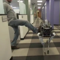 Watching Google's new robot dog get kicked is oddly unsettling