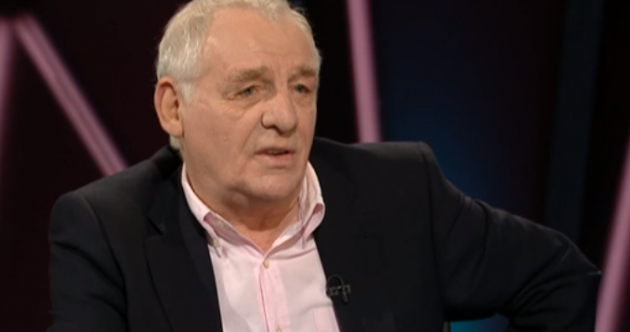 Simon Harris v Eamon Dunphy last night was VERY entertaining