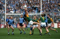 How many of these 90s Gaelic footballers can you remember?