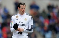 Gareth Bale 'can cope' with Real Madrid boo boys
