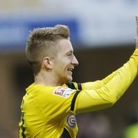 Marco Reus commits to Bundesliga strugglers Dortmund