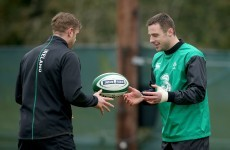 Bowe: Joe Schmidt not happy to simply wait for attack to find a rhythm