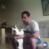 Woman breaks up with fiancé after secretly filming him abusing her dogs