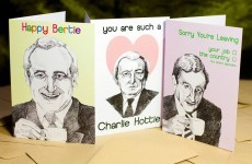 These Taoiseach-themed greeting cards are simply perfect