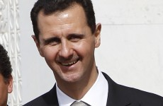 Syrian president allows creation of opposition political parties