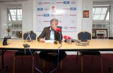 Pat's Europa League tie back on as players and club settle their differences